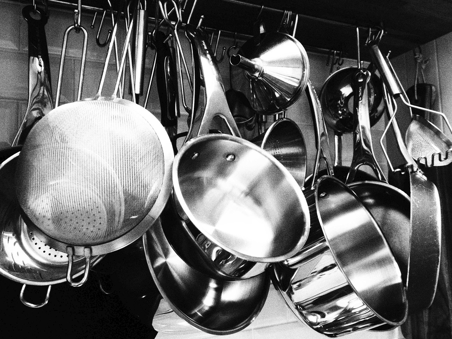 Kitchen Utensils | Neil Hennessy-Vass