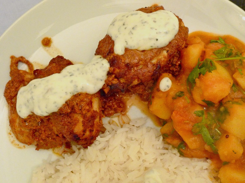 Tandoori Chicken © Neil Hennessy-Vass