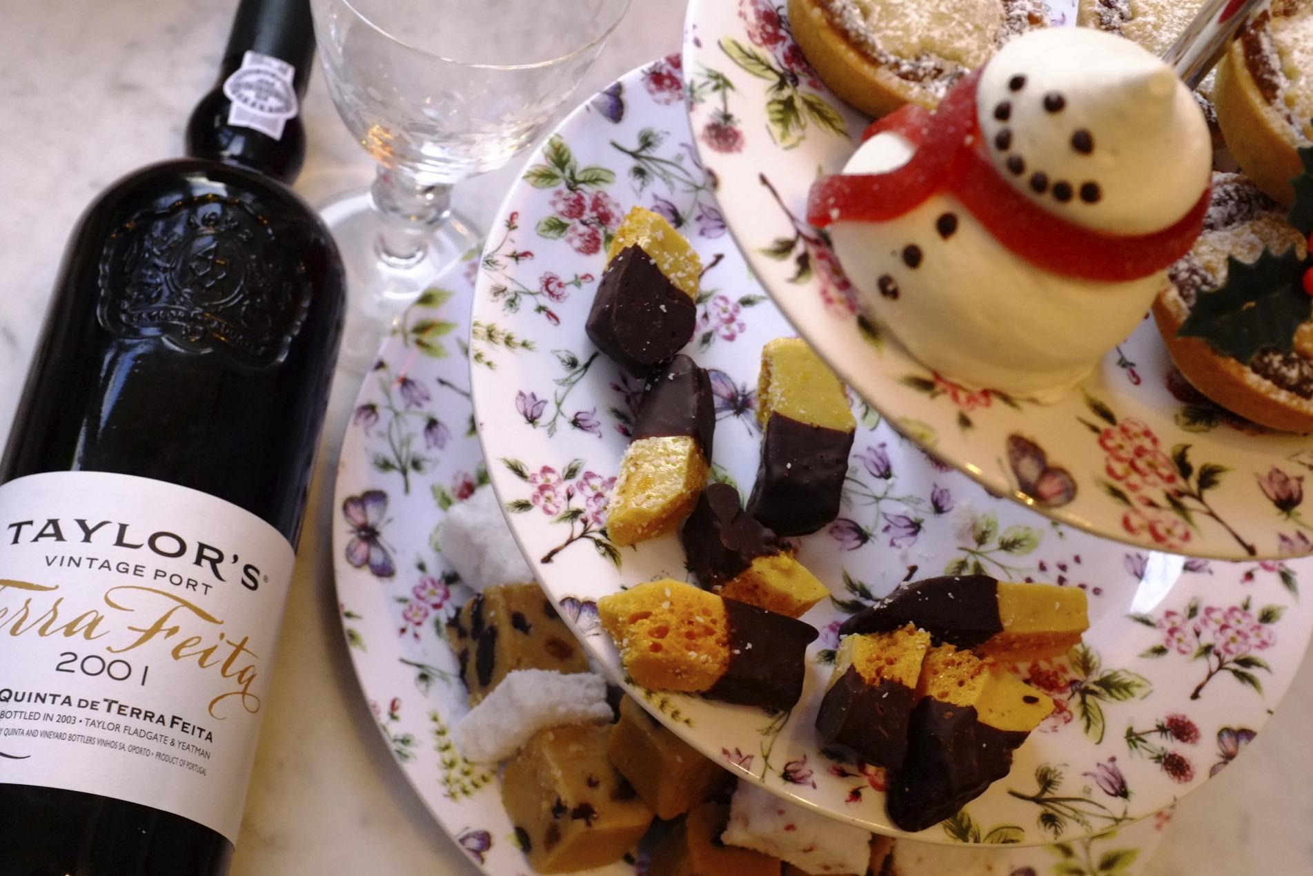 Port, Mince Pies & Christmas Treats © Neil Hennessy-Vass
