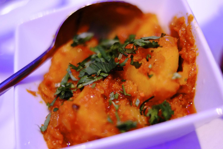 Mumbai Style New Potatoes