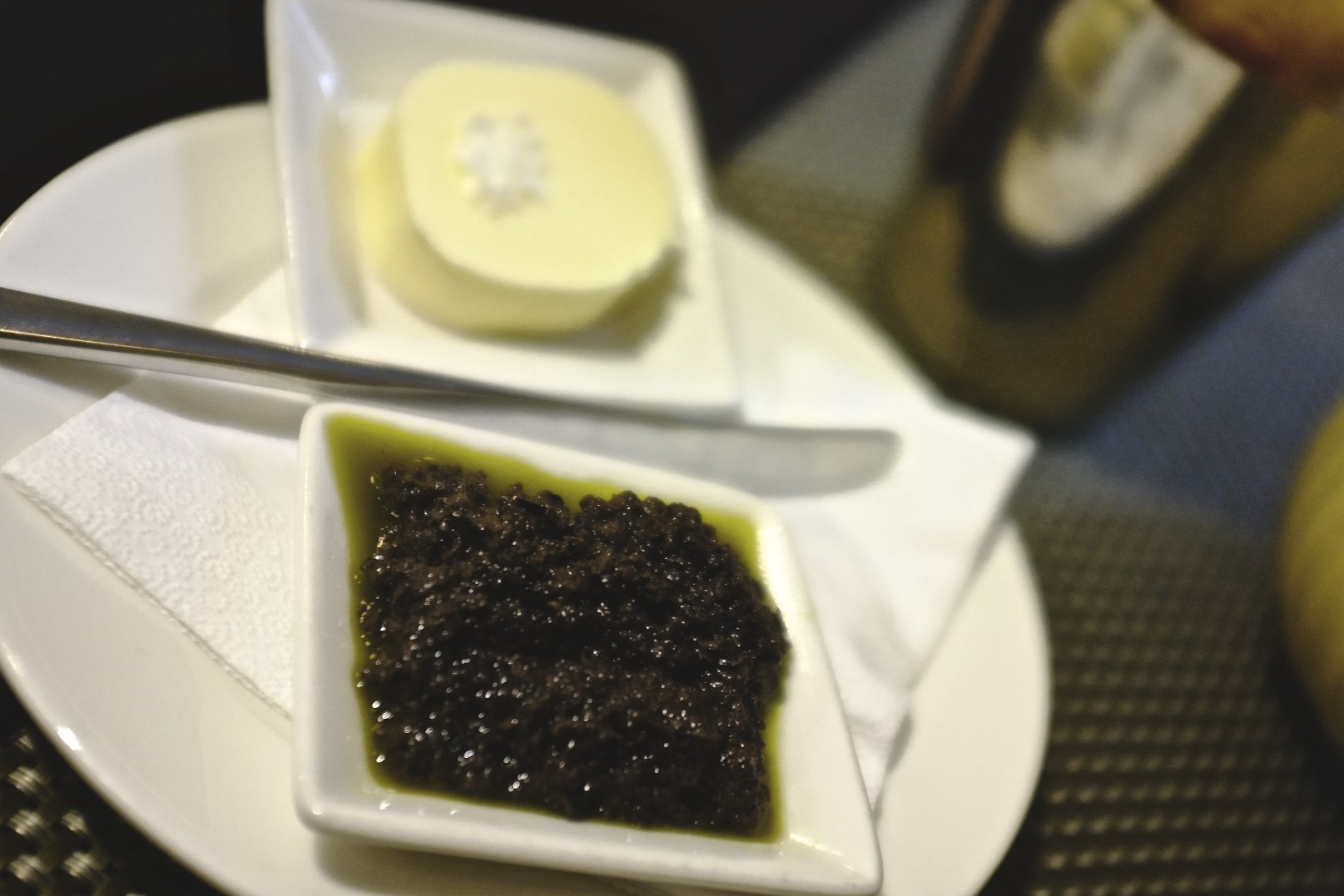 Tapenade with Butter