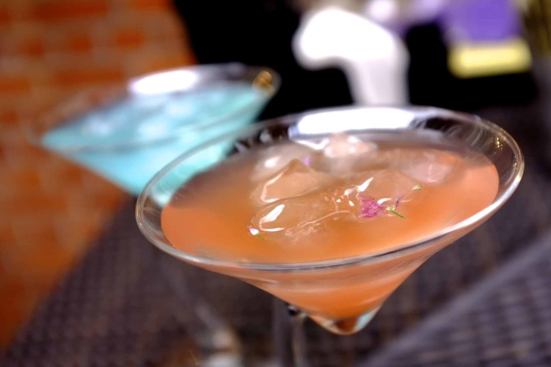 Flower Cocktails