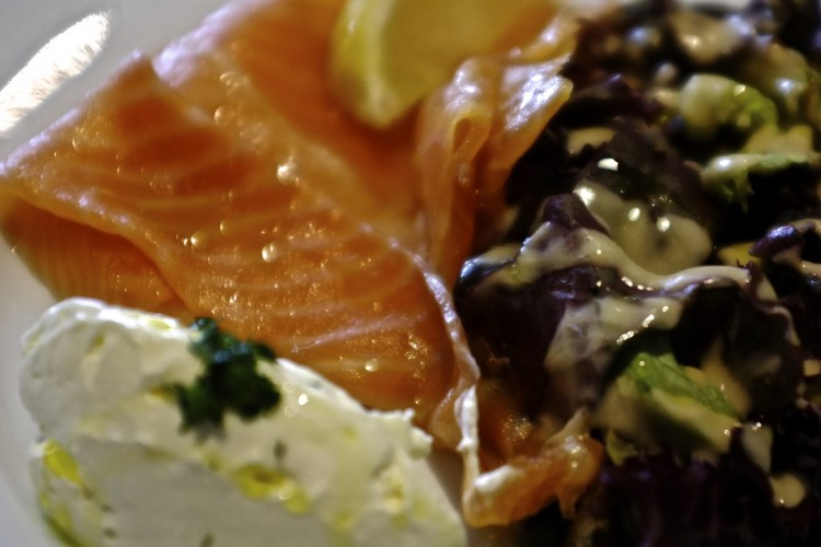 Chalk Farm Smoked Salmon