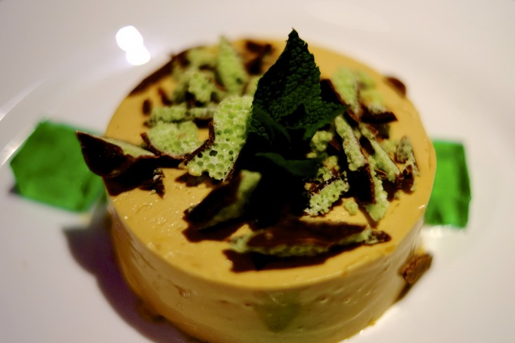 Chocolate Mint Dessert