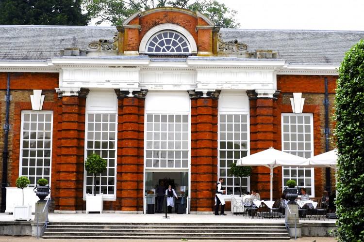 The Orangery exterior