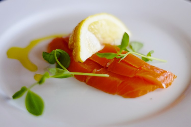 Newlyn Smoked Salmon