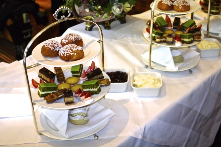The Royal Crescent Hotel Afternoon Tea