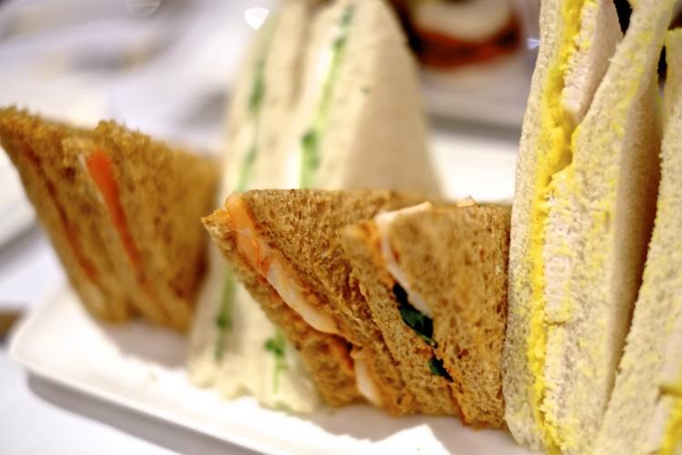 'Proper' Sanwiches