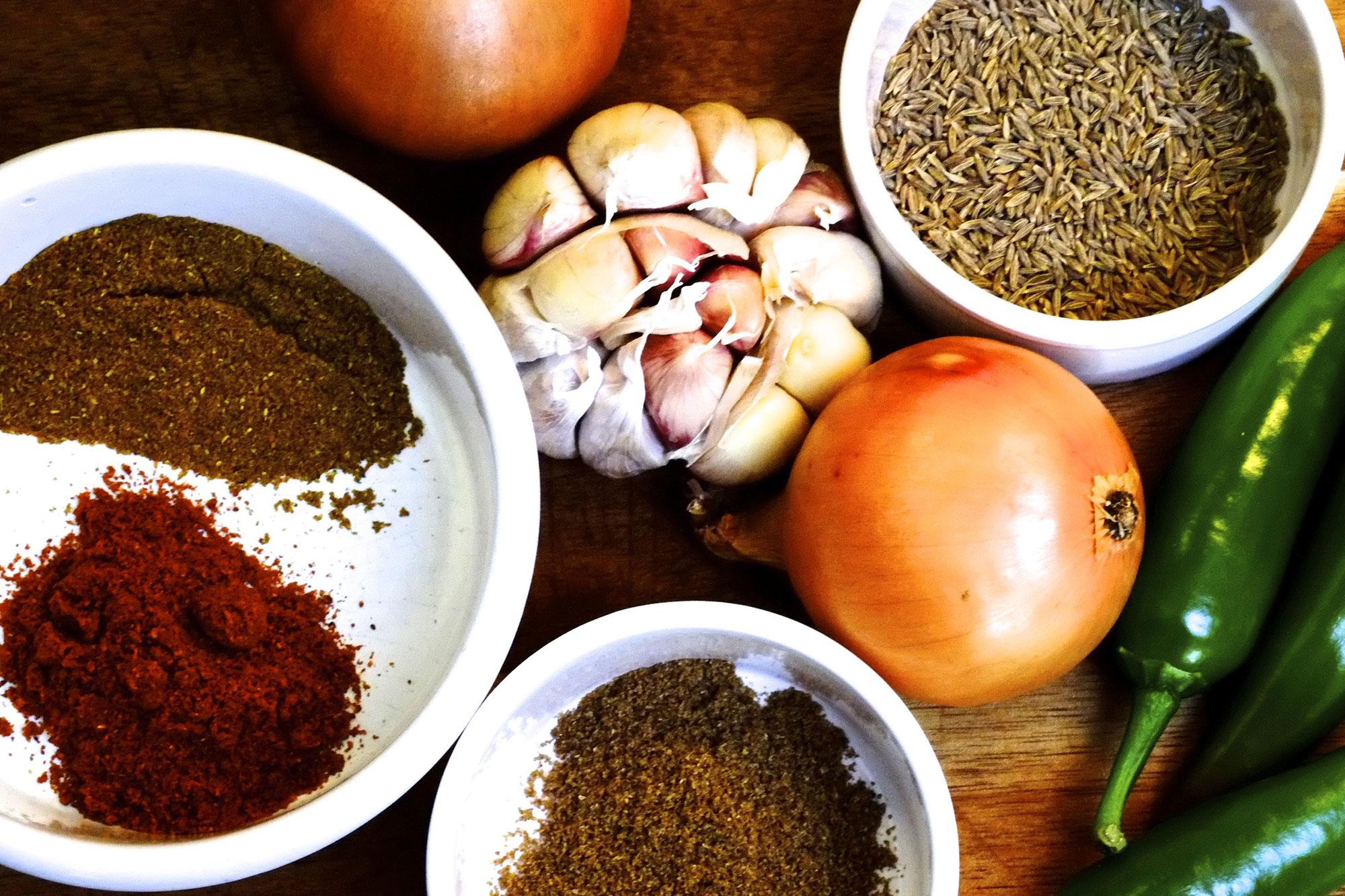 Kismet Korma Curry Recipe