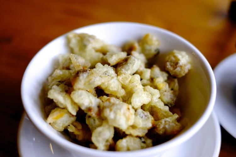 Cockle Popcorn