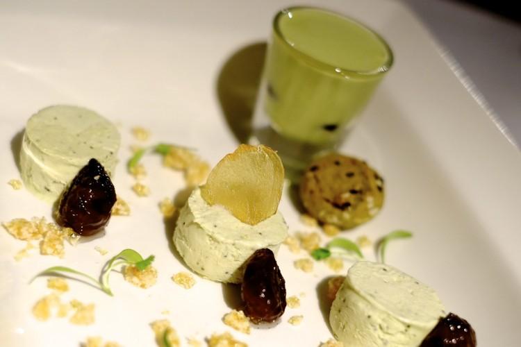 Matcha, Marron Glace, Bubble Tea