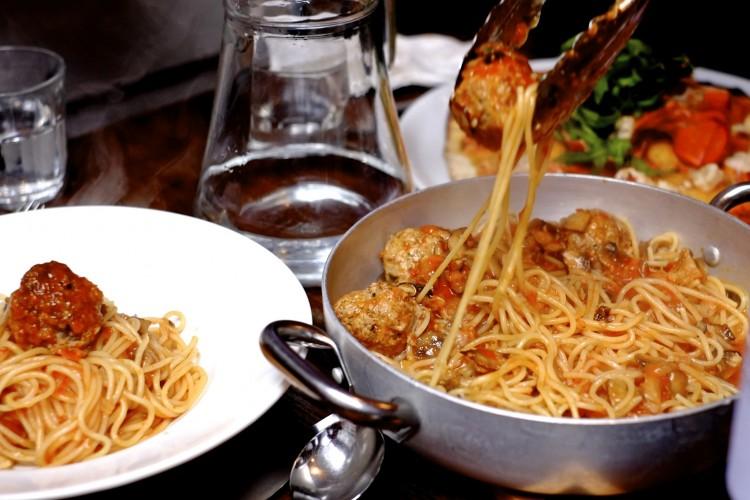 Spaghettata Meatballs