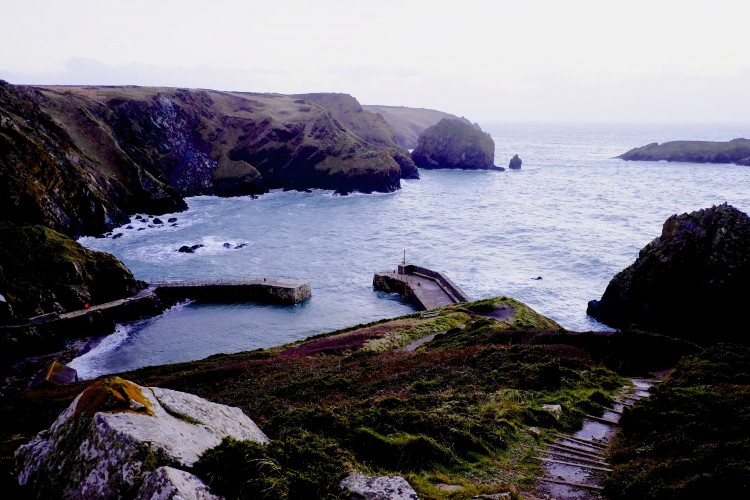 View from Mullion Cove