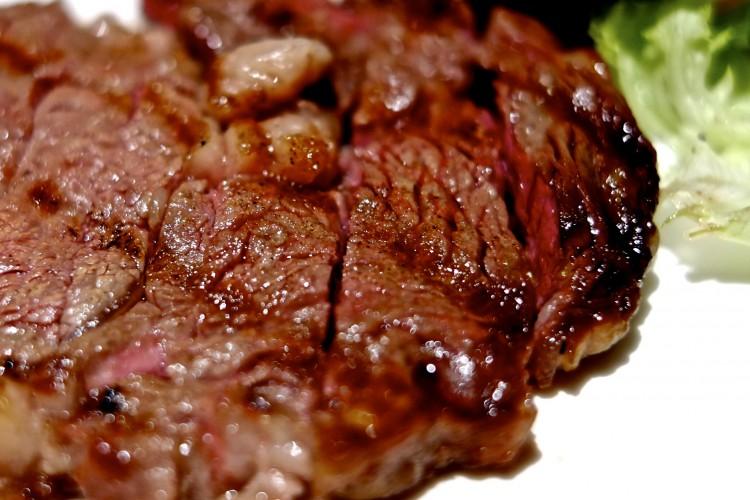 Char-Grilled Rib-Eye Beef