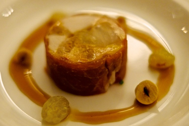 Foie Gras with Chicken