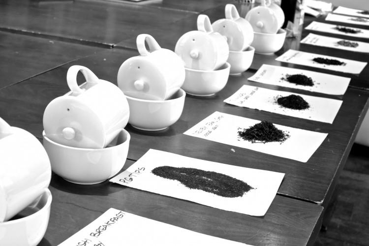 Tea Tasting Cups