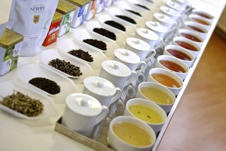 Teas at Newby