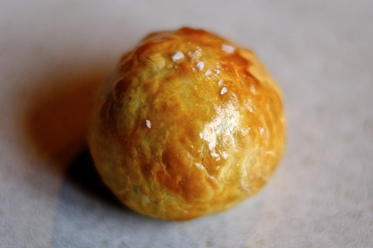 Truffle in Pastry