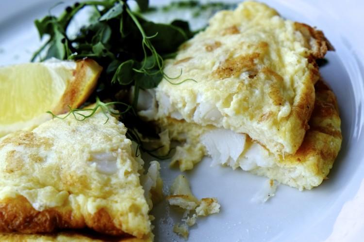 Haddock Omelette