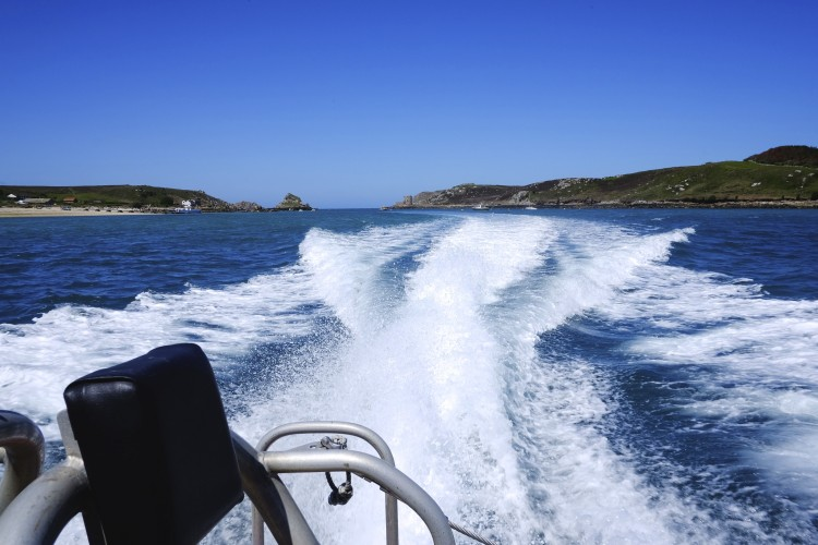 Speedboat Surf