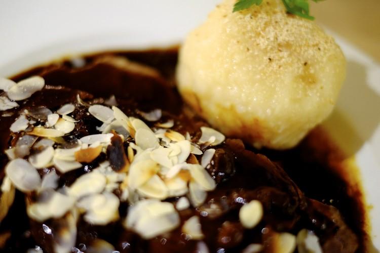 Beef stew & Dumpling