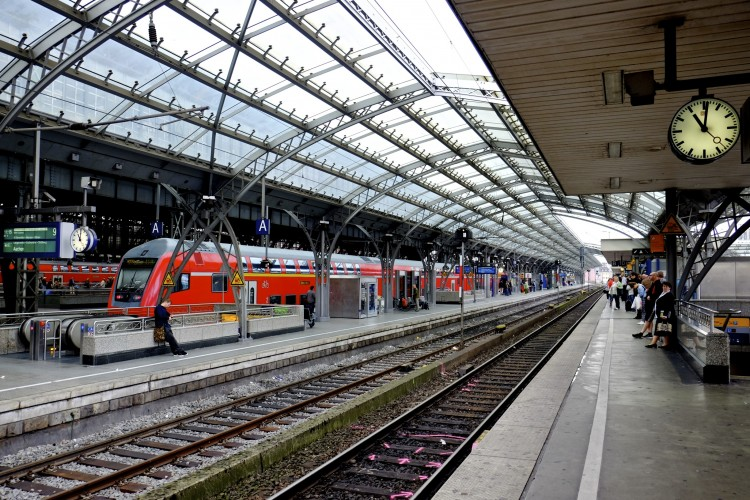 Cologne Train Station
