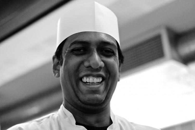 Chef Praveen Kumar Gupta