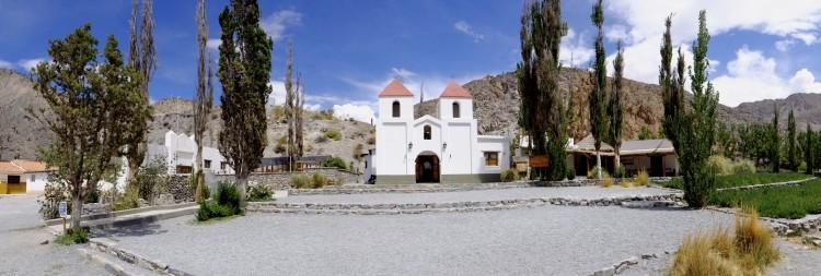 Church Panoramic