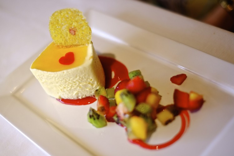 Dessert at Americano