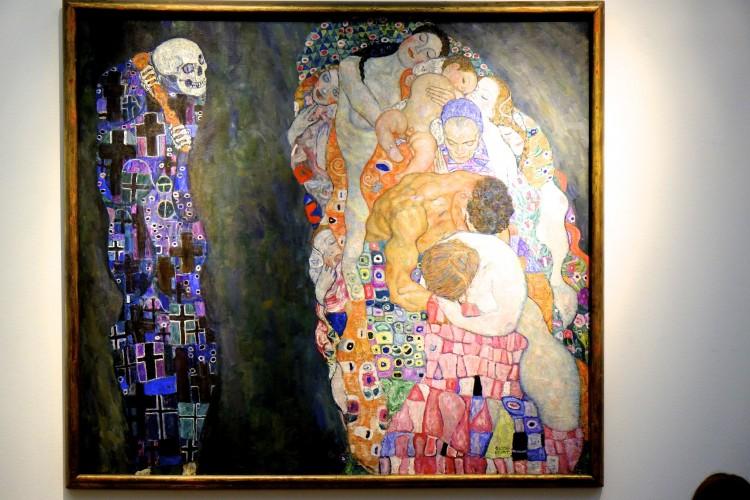 Klimt- Death