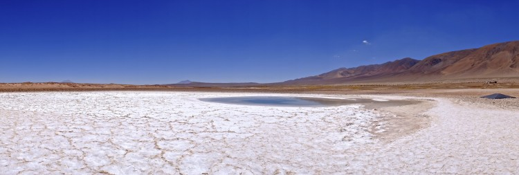 Salt Flats Panoramic