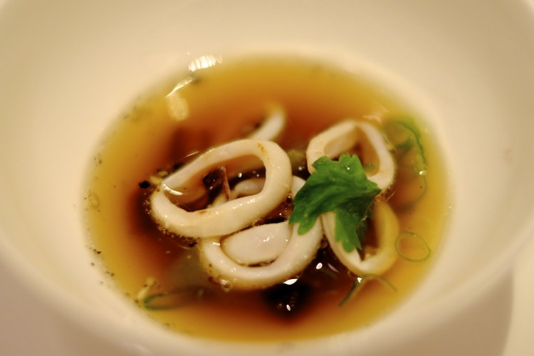 Spring Onion Broth