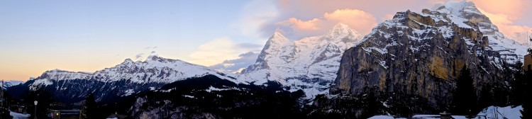Eiger Panoramic