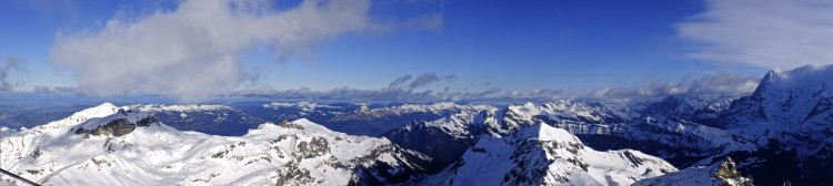 Piz Gloria Panoramic