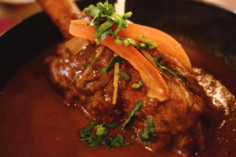Rustic Lamb Nihari