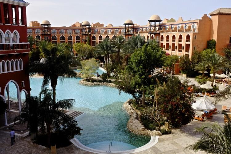 Hotel Exterior Hurghada