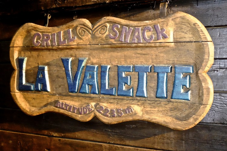 La Valette sign