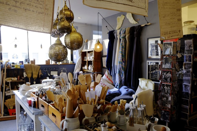 The Shop Interior