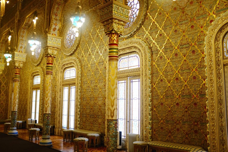 The Arab Room