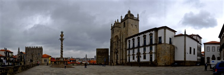 Cathederal Panoramic Exterior