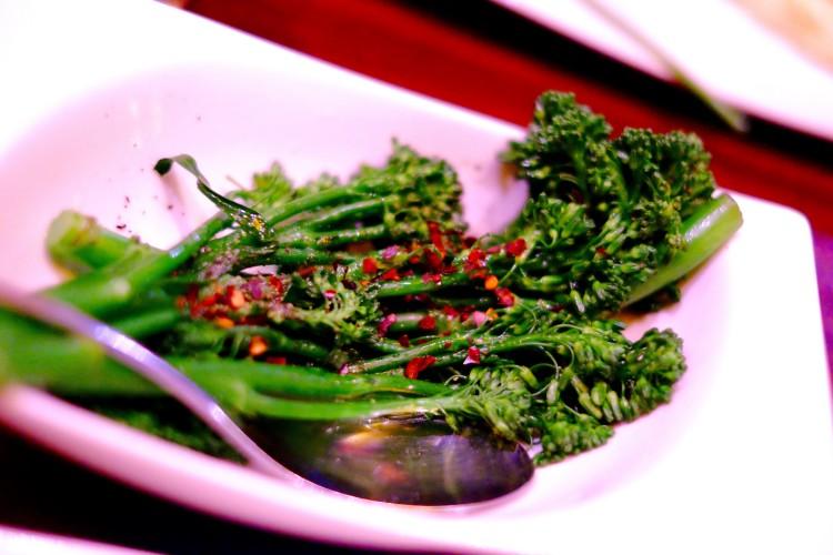 Brocolii & Chilli