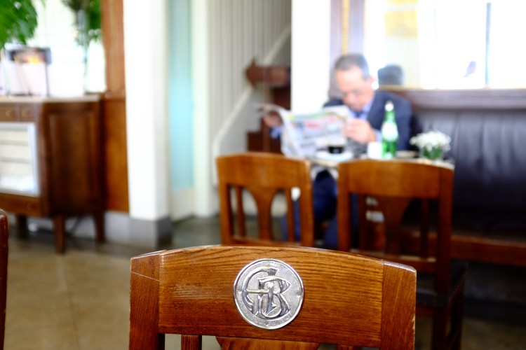 Chair Detail in Brasileira