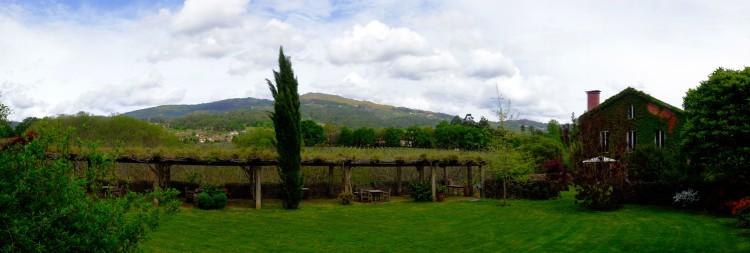 Quinta Exterior Panoramic
