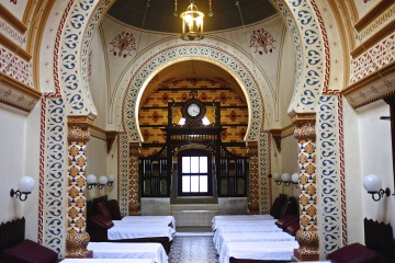 Turkish Baths Interior