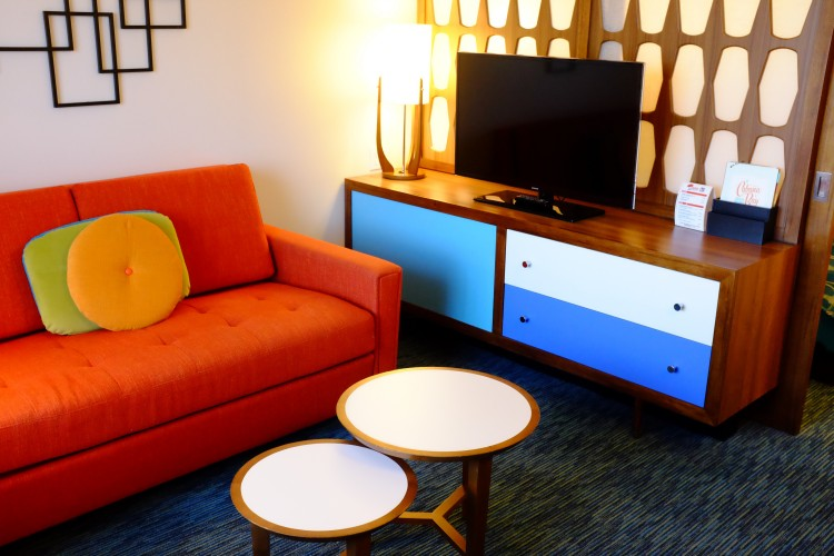 Cabana Bay Living Room