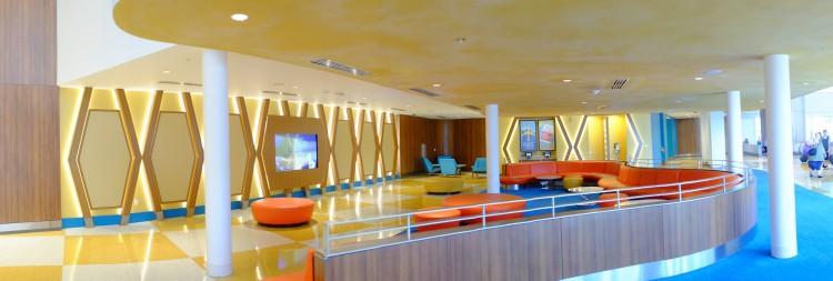 Lobby Interior Cabana