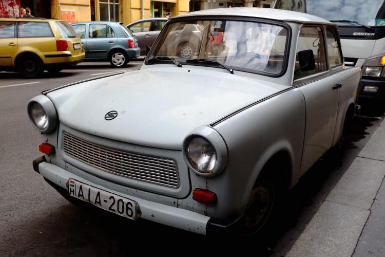 Soviet Era Car