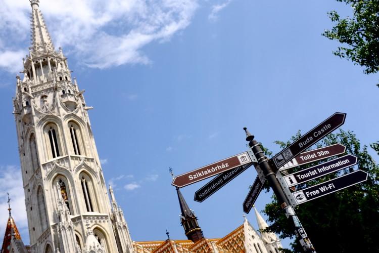 Buda - Church