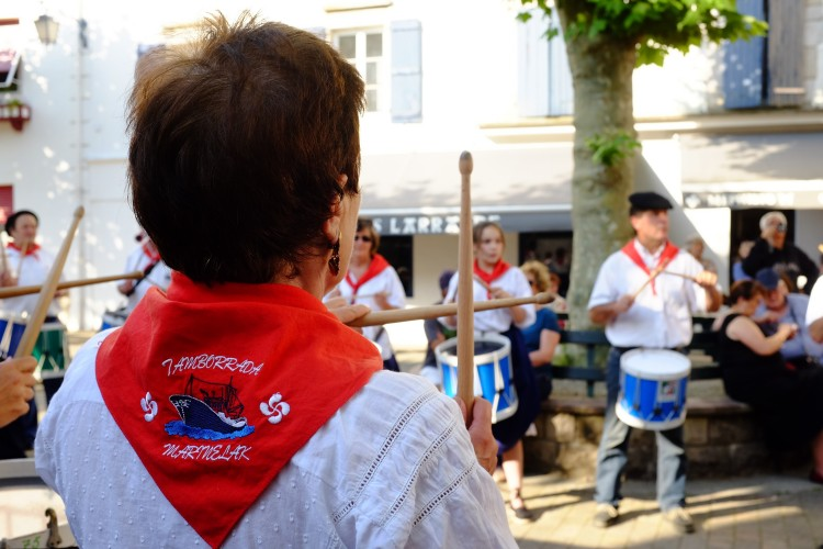 Basque Band C/U