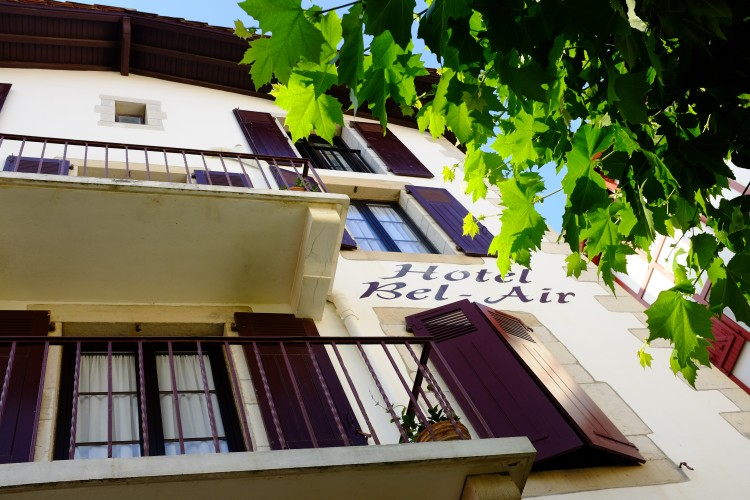 Hotel Bel-Air 2